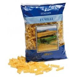 Italiensk pasta - Fusilli - 6x500 g