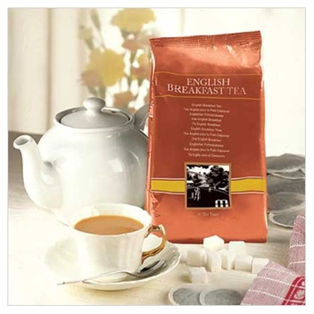 Engelskt Frukost te