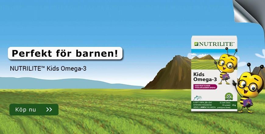 Omega-3 för barn