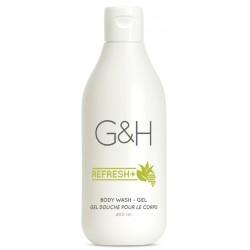 Duschgel REFRESH+ G&H