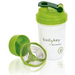Shaker bodykey