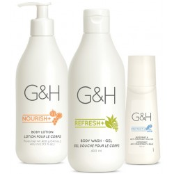 Dry Relief Body Set G&H