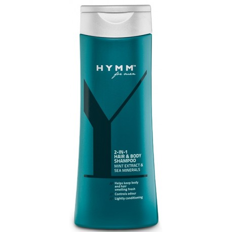 2-in-1 Hair & Body Shampoo